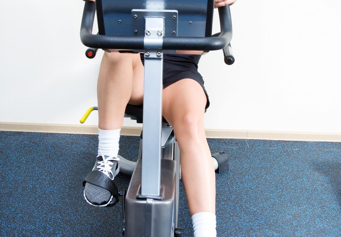 Altered muscle activation patterns in patients with cerebral palsy might impact the outcome of rehabilitation training using recumbent bicycles.