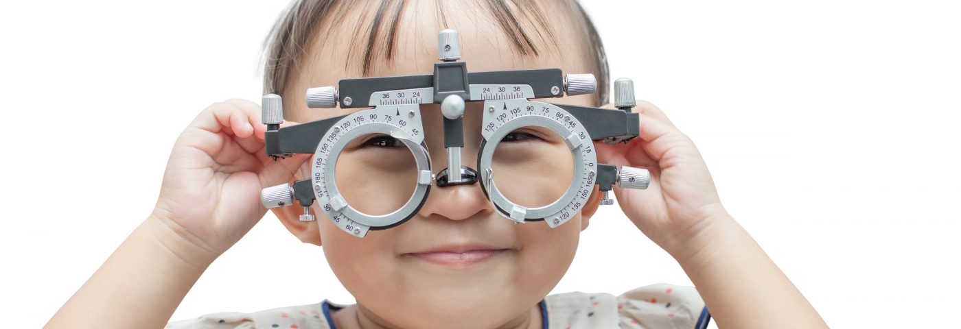 All Children with Spastic CP Should Have Detailed Eye Exams, Study Suggests