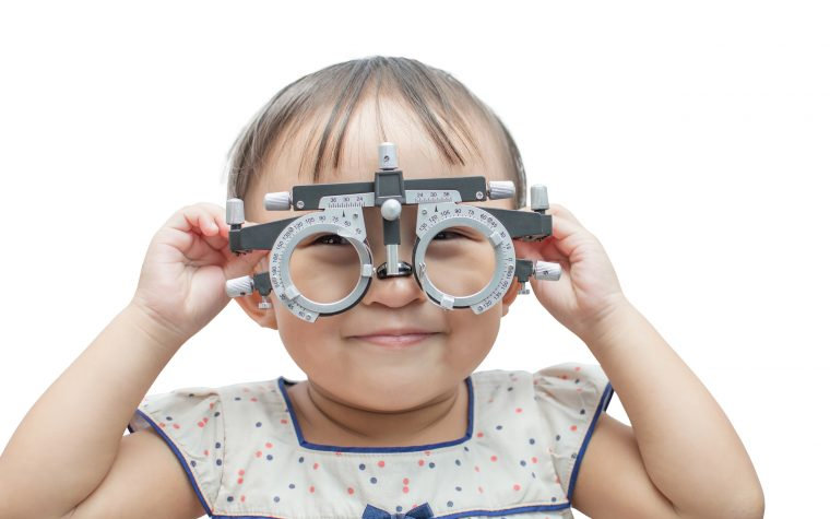 Most children with spastic cerebral palsy have some sort of eye problems.