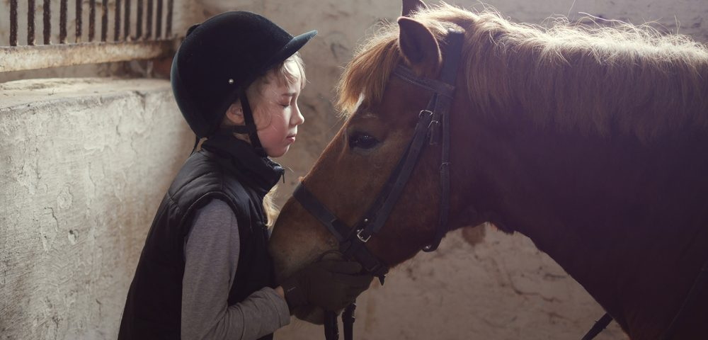 Young Patients With Cerebral Palsy, Other Disabilities, Benefit from Therapeutic Horseback Riding