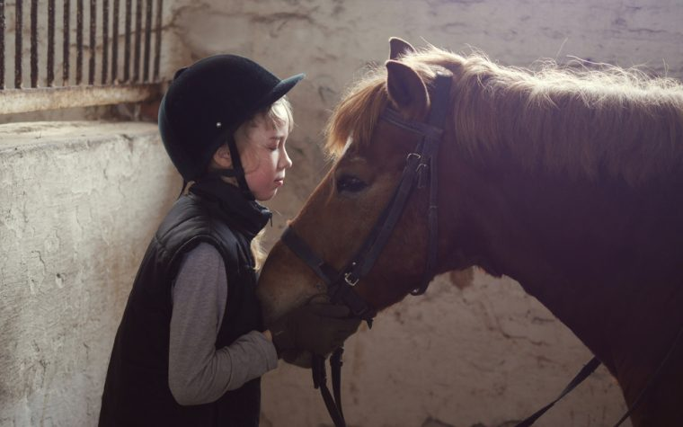 therapeutic horseback riding and cerebral palsy