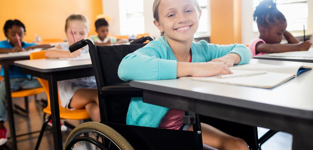 Thanks to an Excellent Teacher, a Student with Cerebral Palsy Goes Camping