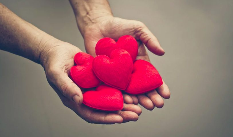 Offer a Loving Act: It's What February Is All About