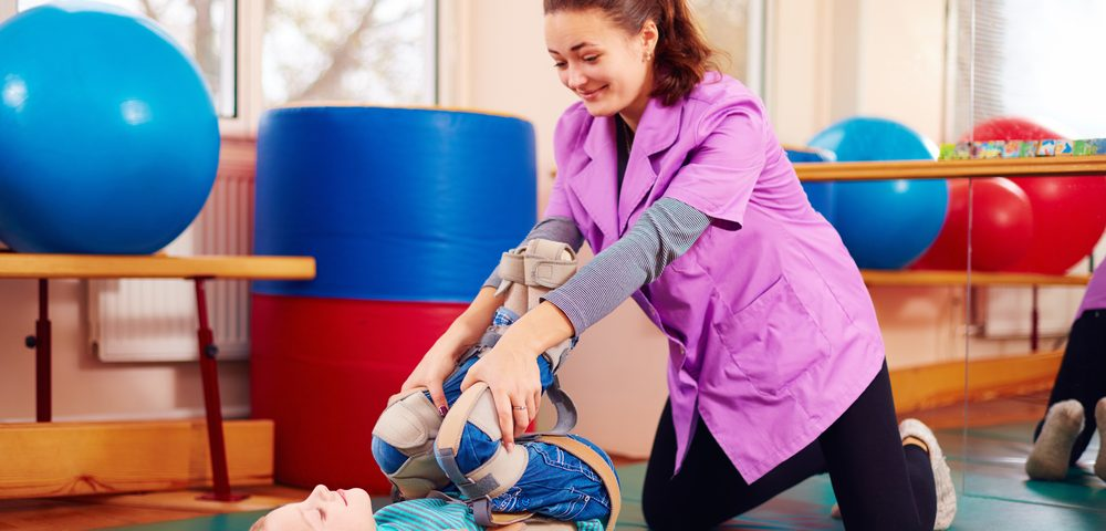 Intensive Physical Therapy Helps Preserve Motor Skills in CP Children, Study Shows