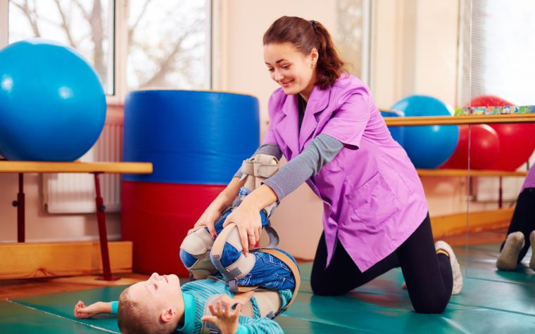 CP physical therapy