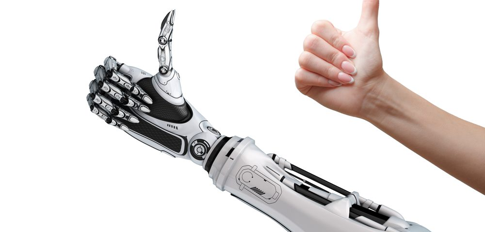 Robotic Arm for Feeding Gives Independence