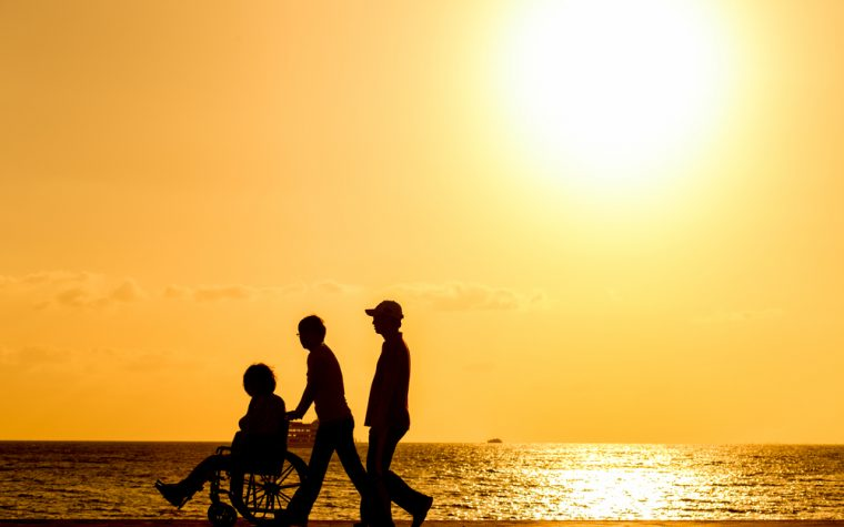 wheelchair-accessible beaches