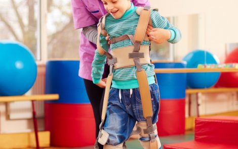 A Lightweight, Untethered Ankle Exoskeleton Can Help Improve Energy Cost of Walking in Cerebral Palsy Patients