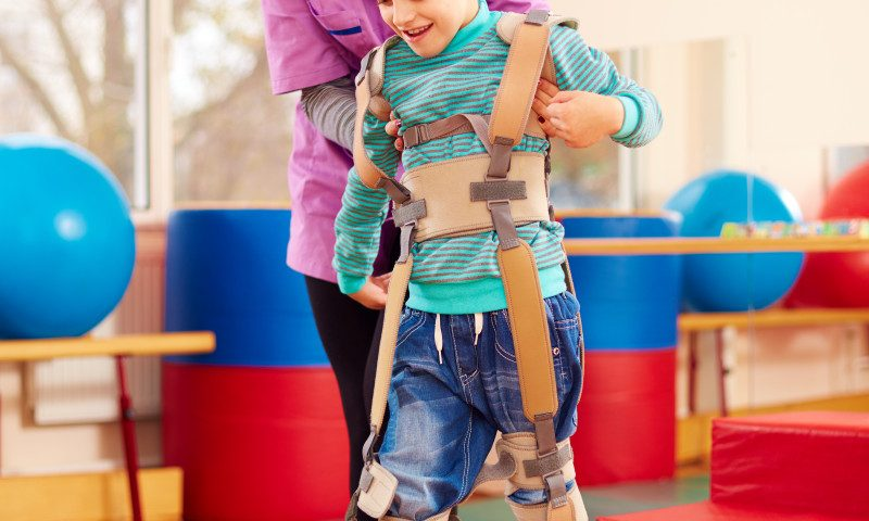 Children with Spastic CP Experience Lower Leg Fatigue When Walking, Study Shows
