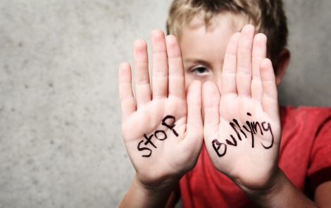 The Way to Stop Bullying Is By Speaking Out