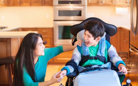 Family-centered and Focused Rehab Most Helpful Therapy for Children with Cerebral Palsy, Study Says