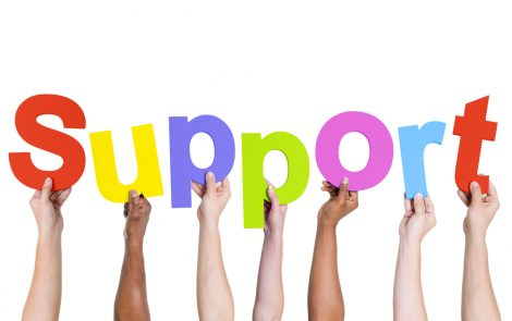 The Art of Seeking Support From Others